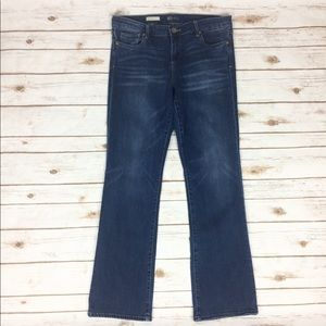 KUT from the Kloth Karen Baby Boot Jeans Size 12